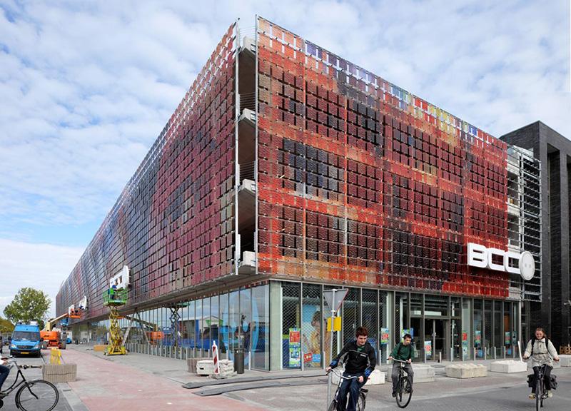 Vennoten  Projecten      Tolbergcentrum Roosendaal  Promesse – Lelystad