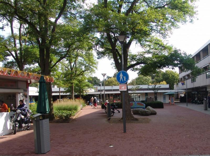 Winkelcentrum Duinzigt