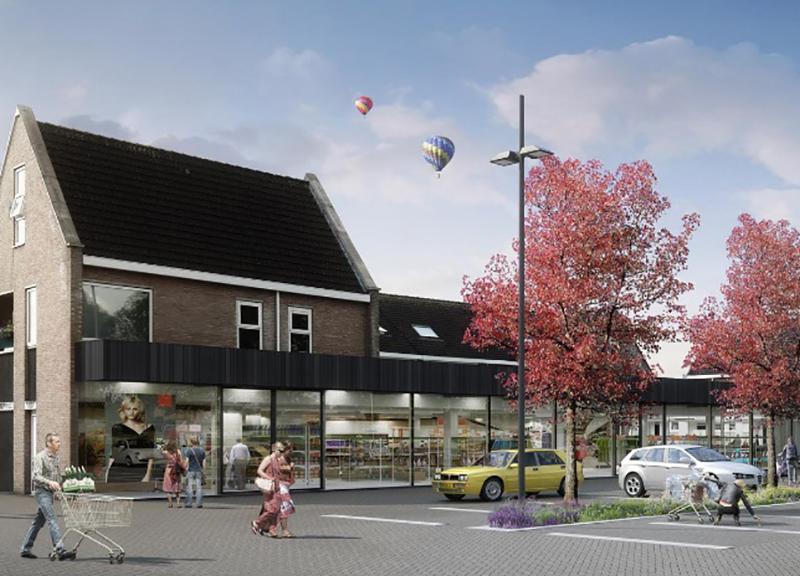Winkelcentrum Obergon – Winsum