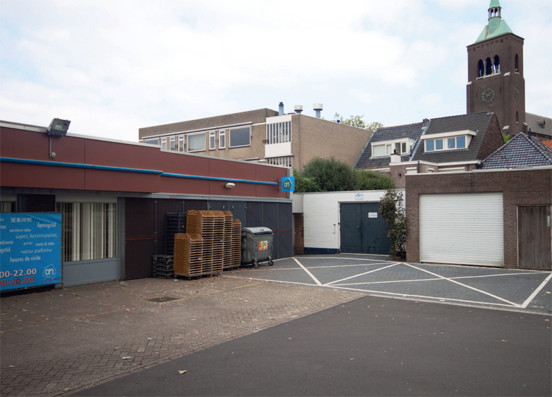 Winkelcentrum Tolbergcentrum – Roosendaal